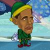 Обама срещу Дядо Коледа